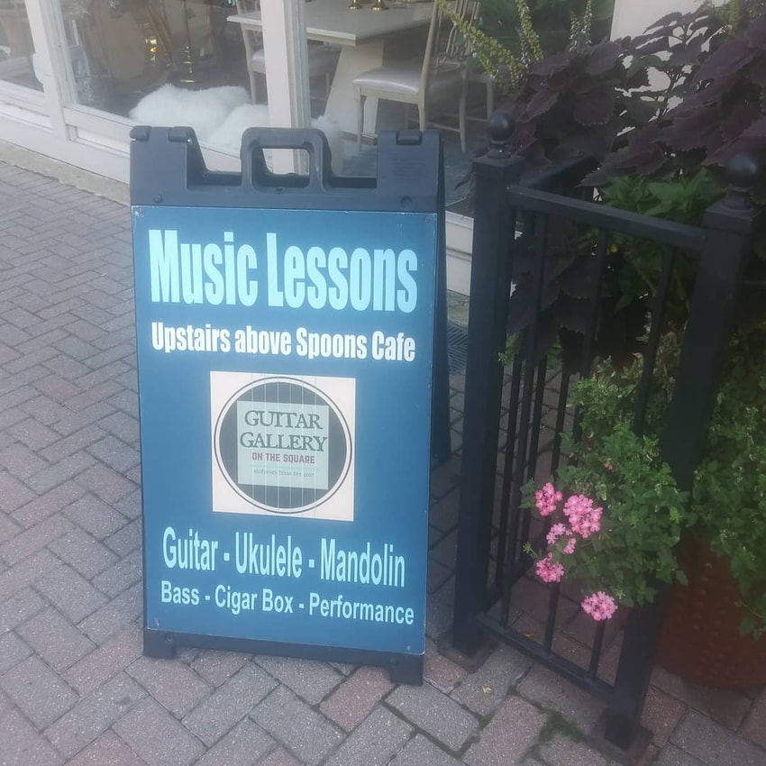 music lessons in downtown mckinney